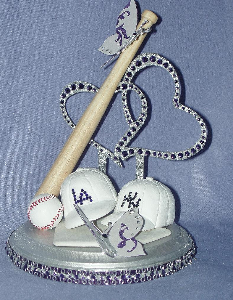 baseball wedding cake toppers canada baseball n shoes wedding cake topper tell your by 11093