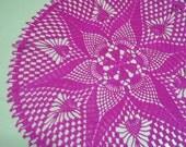 Crochet Doily color