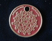 InTatters Collectible 2009 Tatting Pathtag