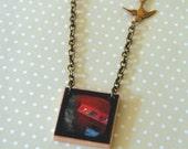Snapshot Necklace - Post Box