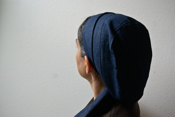 Dark Denim Snood
