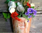Wall Pocket - Vase -  Hanging Planter