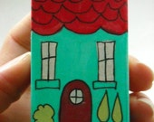 Matchbox Greeting 1- Town House Series