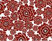Daisy Janie Tilly- MUMSY DUSK - organic cotton fabric-low shipping