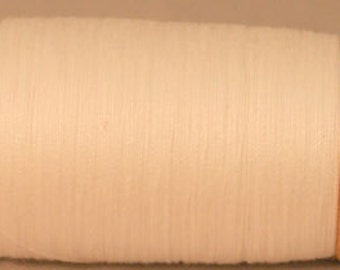Scanfil Organic Cotton Thread- NATURAL 300yd