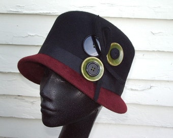 Women's Cloche Hat