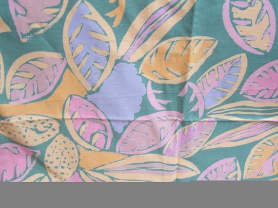 Vintage Marimekko Cotton Print Fabric