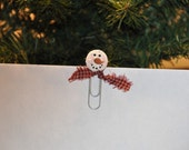 PaperClip Snowman