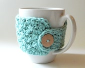 Mug Cozy - Robin's Egg Blue