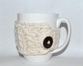 Mug Cozy - Cream