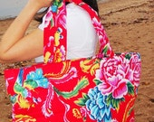 Chinese Traditional Culture, Bold Girl are Bright Handbag\/Purse\/Pocketbook\/Shopper\/Tote