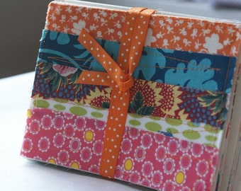 Quilted Note Cards