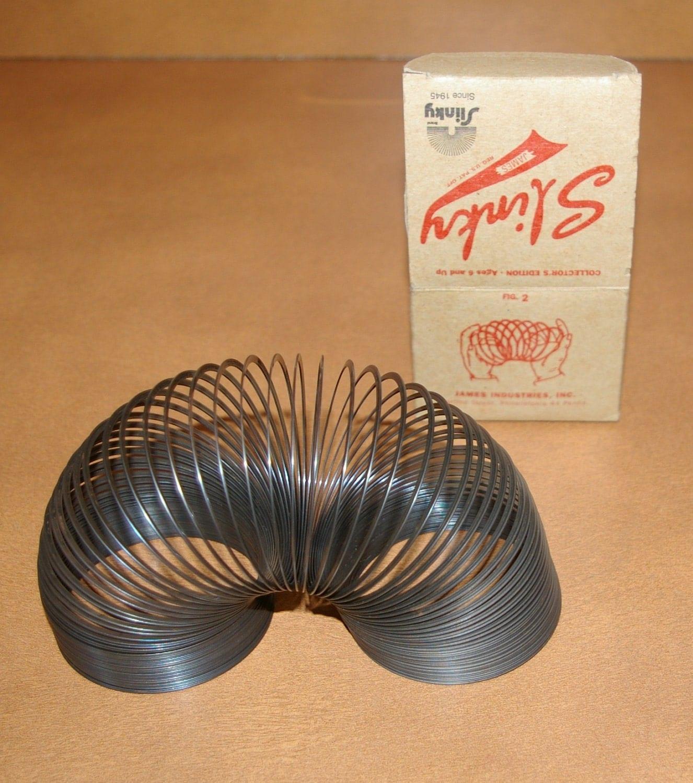 Vintage Slinky Toy 1960's James Industries