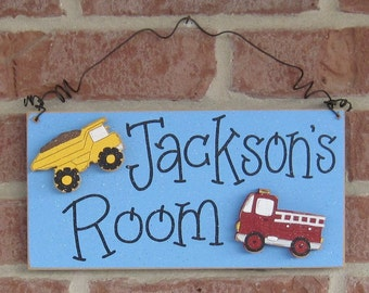 CUSTOM PERSONALIZED Name or word SIGN for children, home, desk, shelf, decor