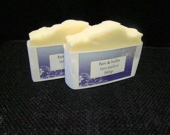 Sans parfum soap