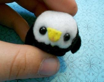 Tiny Penguin Plushie CHOOSE YOUR COLORS