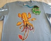 Limited Edition Cactopus T-Shirt (Womens Large)