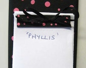 Phyllis - Magnetic Notepad