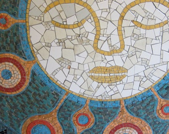 Mosaics Muse NYC signed phipps y moran Flipping Gypsy Art Photography Right Path No. 3 free mat Ready To Frame