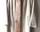 Mid Century Swing Coat by Evans Furs for Crowley's