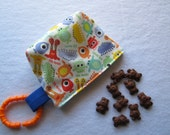 Kiddie Keepers - Infant/Toddler Snack Bag/Pouch - Eco friendly