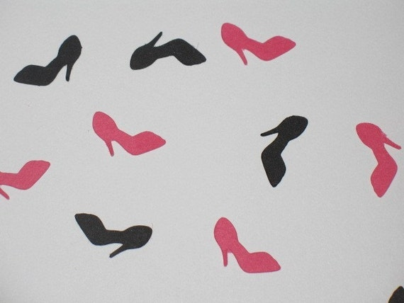 High Heel Shoe Confetti-Perfect for Bachelorette Parties or Girls Night