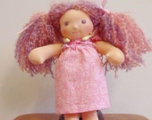 Alana, an, 8 inch Apple Tree House Waldorf Inspired Doll