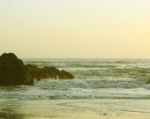 Holiday Sale Sunset Beach 8x8 Fine Art Photograph