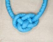 Jena Knotted Silk Necklace