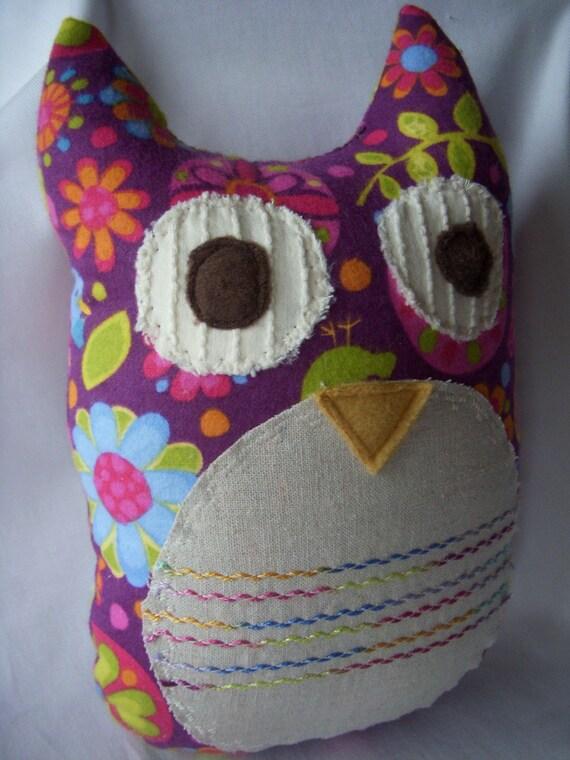 Amy the Owl