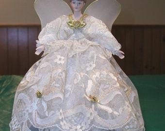 Tree Topper Angel - Handmade