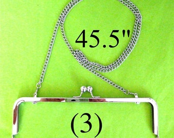 20% OFF 3 shoulder length 45.5 inch nickel-free purse chain(TM)