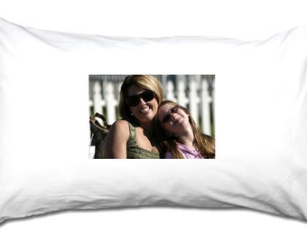 Photo Pillowcase - Send us your photograph and we will create a custom pillowcase.