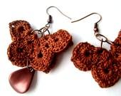 Romantic Butterfly earrings