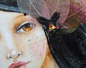 Woodland Fairy (Original) Private listing for Xenia