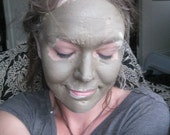 Healing Bentonite Clay Mask from Death Valley Cleopatra's Secret of Beauty All Natural Cleanse Bentonite Clay