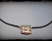 Vintage Normandy Charm Necklace