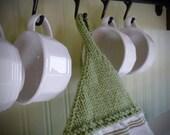 PDF Towel Topper Knitting Pattern