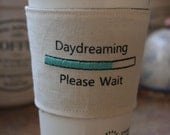 Daydreamers cup cozy