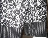 B and W Pajama Pants for Women