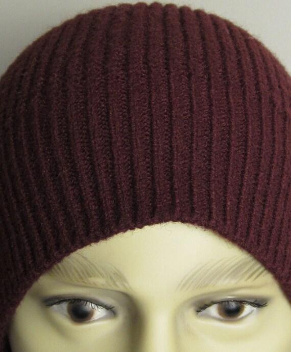 Tweedle Dee Repurposed Sweater Beanie