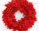 Rudolph Rhapsody Chirstmas Wreath by WeLoveWreaths.com