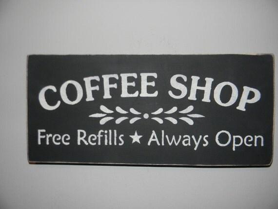 KITCHEN SignCoffee ShopCOFFEE DecorKitchen DecorHome
