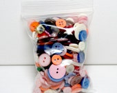 MOVING SALE 50% OFFBag O Buttons Destash - Multi Colored