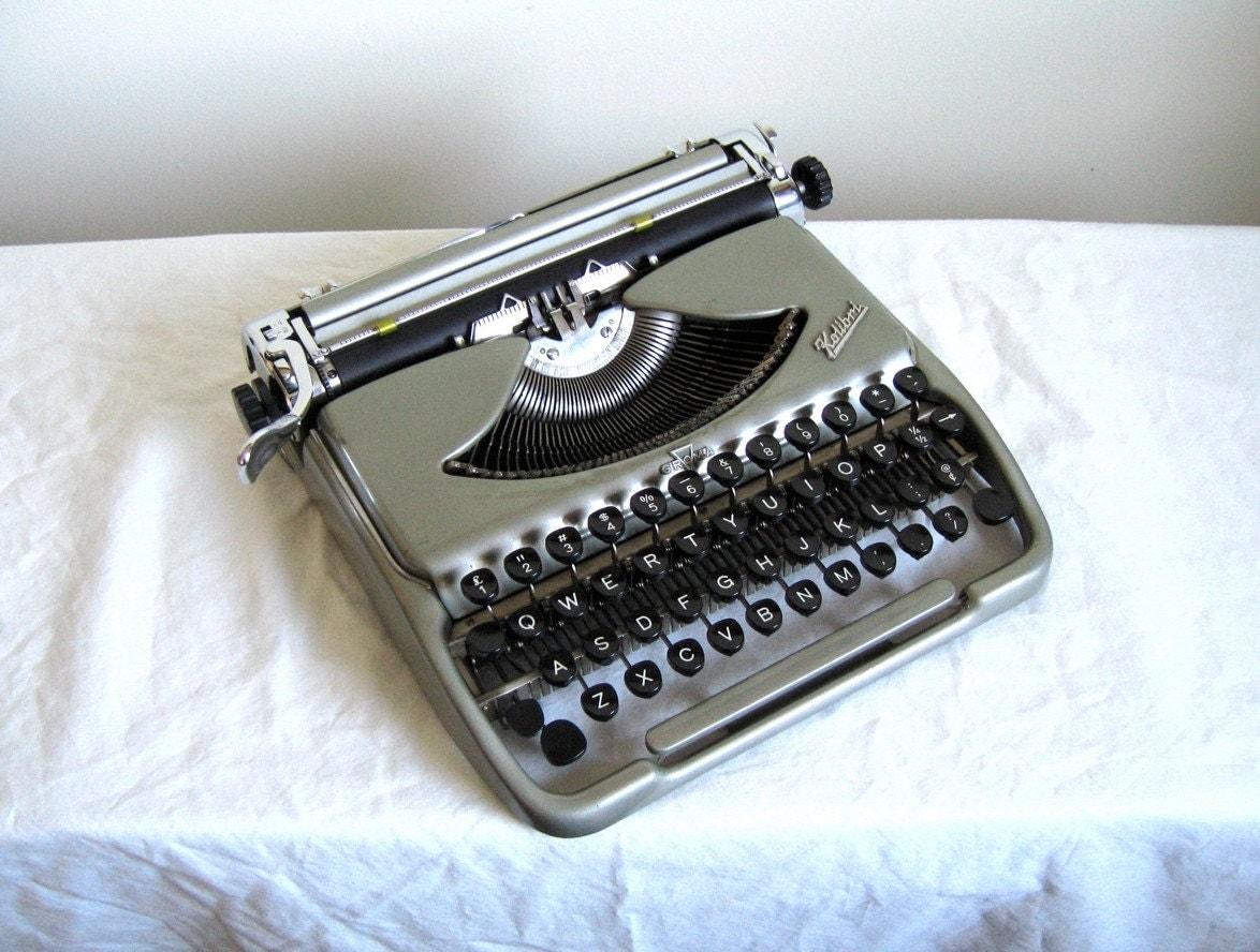 Groma Modell N Model N Typewriter Ribbon Blk//Red Twin Spool