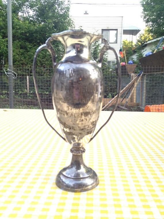 1923 Fox Show Trophy