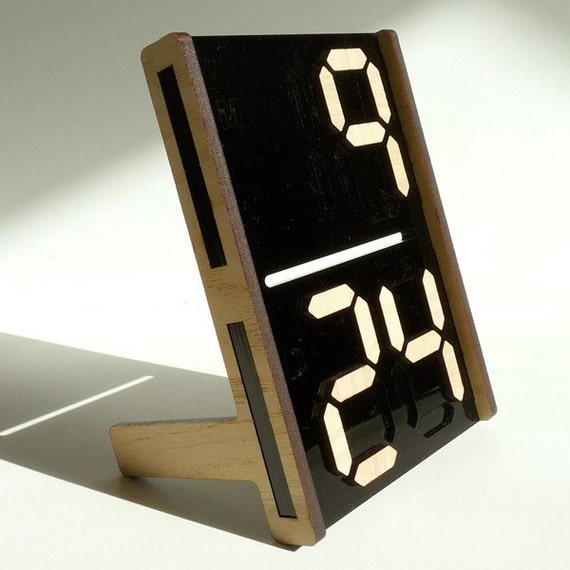 digits calendar - mini