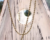 18 Inch Antique Bronze Ball Chain - For Your Pendants - Buy 3 Get 1 Free