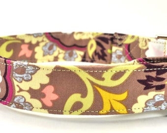 The Bohemian - Floral Dog Collar