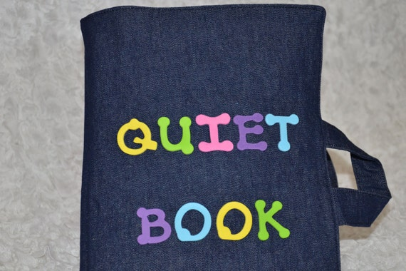 Quiet Book for Kids